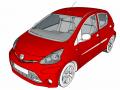 Toyota aygo 3D Model