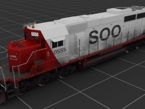 EMD SD402