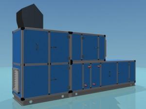 AHU  Air Handling Unit
