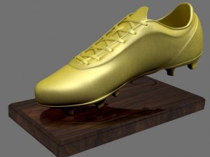 Golden Soccer Award
