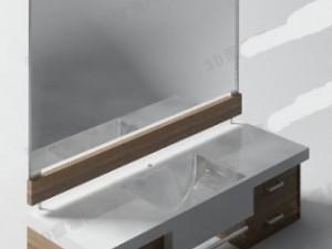 Wash sink model