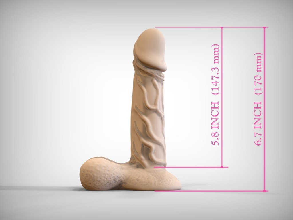 8 inch penis picture