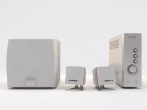 Microlab audio system