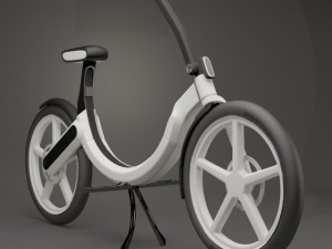 Electric bike Volkswagen