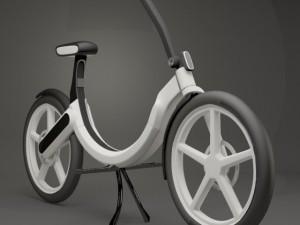 Electric bike Volkswagen