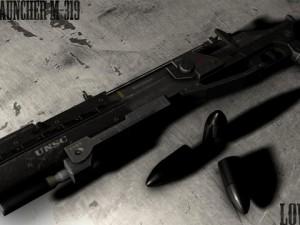 Rocket Launcher M319