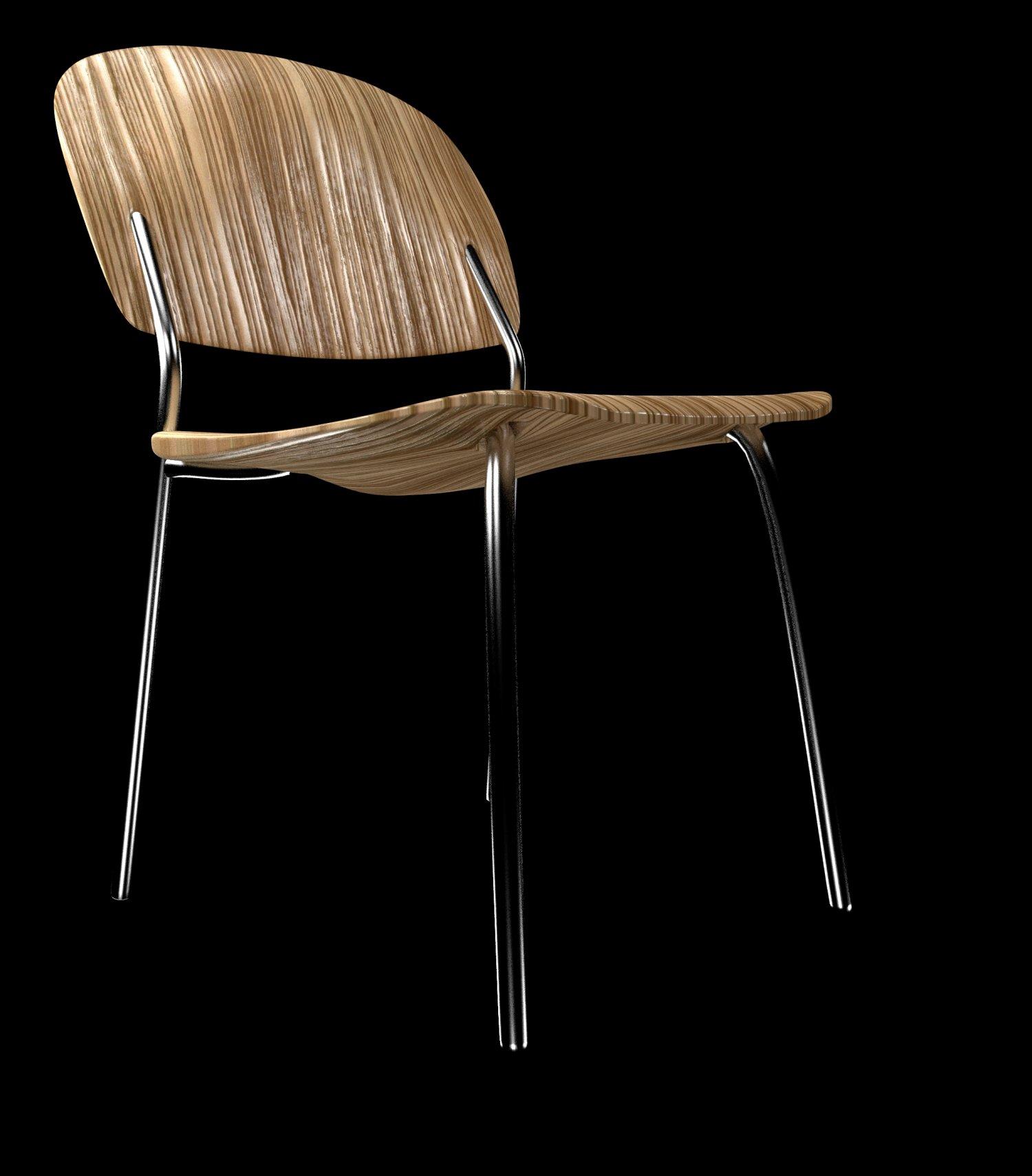 Beau Zebra Wood Chair. Remove Bookmark Bookmark This Item
