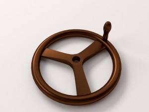 Crank Wheel