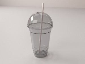 Dome Disposable Cup