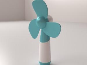 Electric Hand Fan