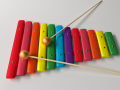 Xylophone 3D Model