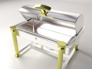 Oblong Chaffing Dish