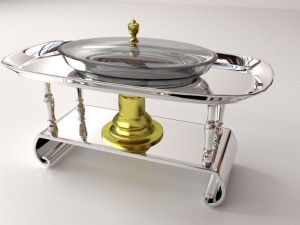 Chafing Dish Stand