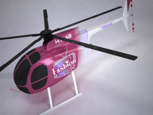 Helicopter MD500