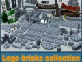 Lego bricks collection