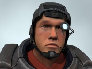 3D Models Mercenary