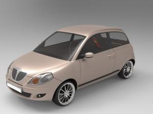 lancia 3D Models - Download 3D lancia Available formats: c4d, max