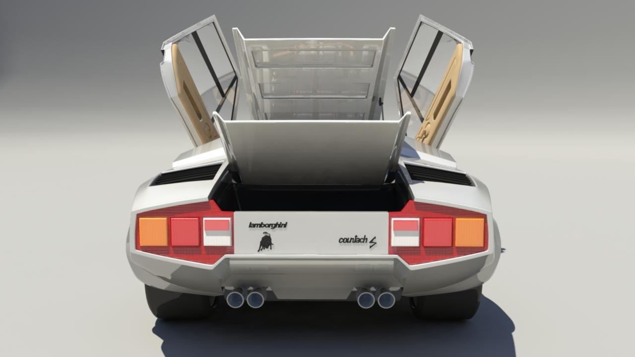 Lamborghini Countach LP5000. Remove Bookmark Bookmark This Item