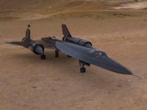 SR71 Spyplane