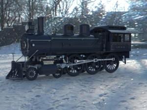 Locomotive 382