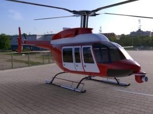 Bell 407 Jetranger