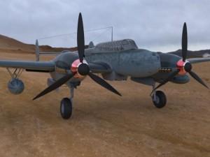 Messerschmitt BF 110 G2