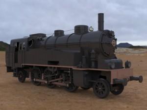 VLC 75 Locomotive
