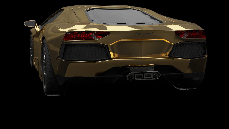 Lamborghini Aventador LP 7004 3D Model