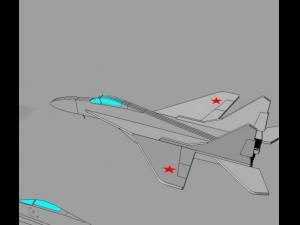 Catapult Foam Gliders MiG29