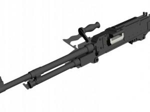 240 G Light Machine Gun