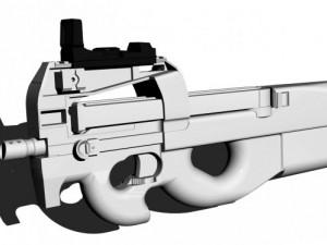 FN P 90