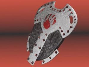 Ornate Shield