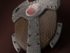Spiked Shield