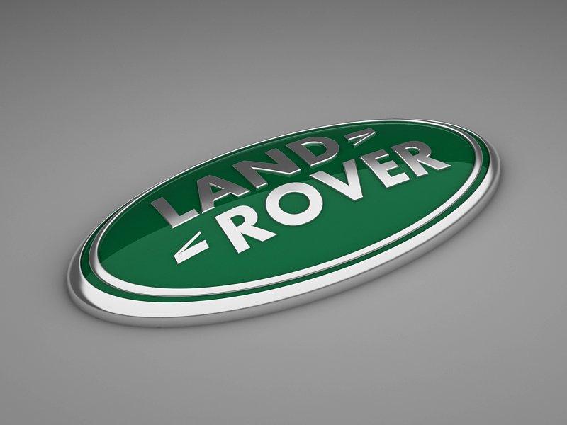 Land Rover Logo 3d Model In Parts Of Auto 3dexport