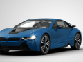 BMW i8 Coupe 2015