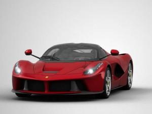 Ferrari F70 LaFerrari