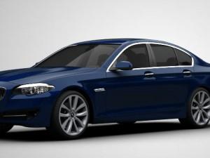 BMW 5 Series F10 sedan