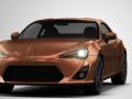 Toyota GT 86 3D Model