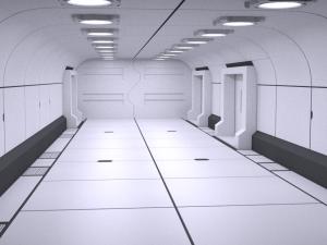 SciFi Modular Corridor