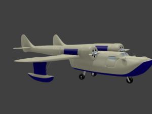 Seaplane Seaduck