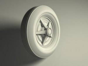 Baldwin motion tyre