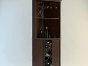 Bar cabinet PIEDMONT