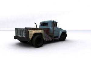 ZIL 130 Pickup