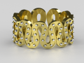 Women Ring WR29 3D Model