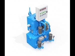 Vacuum Condensate Unit