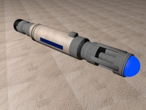 Doctor Who sonic screwdriver 10 Doctor