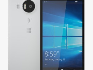 Microsoft Lumia 950 XL White