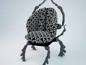 Bug chair  armchair