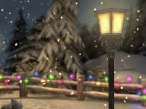 Winter Pine Park