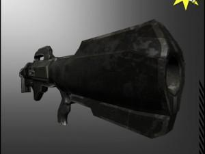 SciFi Gun 4